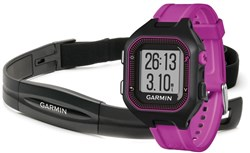 Image of Garmin Forerunner 25 HRM Bundle