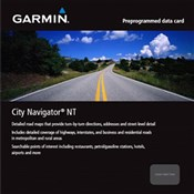 Image of Garmin MicroSD - City Navigator North America (Including Canada)