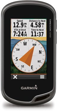 Image of Garmin Oregon 650T Mapping Handheld GPS Unit