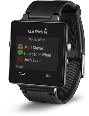 Image of Garmin Vivoactive Smart Fitness Watch - HRM Version