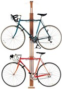Image of Gear Up OakRak Floor-To-Ceiling 2 To 4-Bike Rack