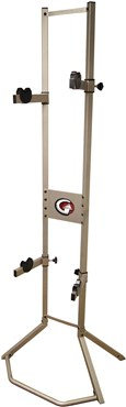 Image of Gear Up Platinum Steel 2-Bike Freestanding Rack
