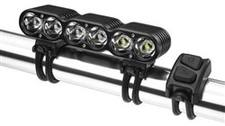 Image of Gemini Titan LED Rechargeable Front Light -  4000 Lumens