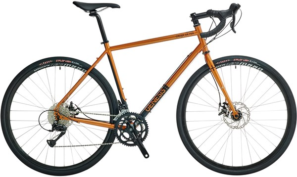 Image of Genesis Croix de Fer 10 2016 Cyclocross Bike