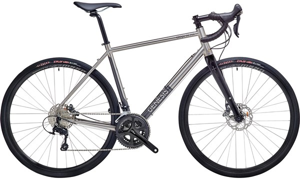 Image of Genesis Croix de Fer Ti 2016 Cyclocross Bike