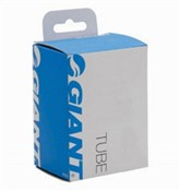 Image of Giant 700c Presta Valve Threaded Road Bike Inner Tube