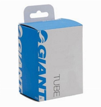 Image of Giant 700c Presta Valve Threaded Road Bike Inner Tube - Removable Valve Core