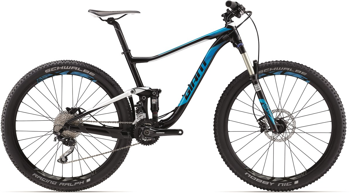 "Giant Anthem 3 27.5"" 2017 Trail Mountain Bike"