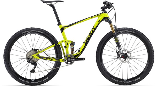 "Image of Giant Anthem Advanced 1 27.5"" - Ex Demo - Large 2016 Mountain Bike"