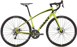 Image of Giant Anyroad 1 2017 Road Bike