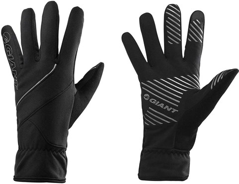 Image of Giant Chill Lite Long Finger Cycling Gloves
