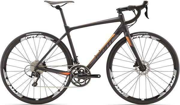Image of Giant Contend SL 1 Disc 2017 Road Bike