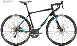 Image of Giant Contend SL 2 Disc 2017 Road Bike
