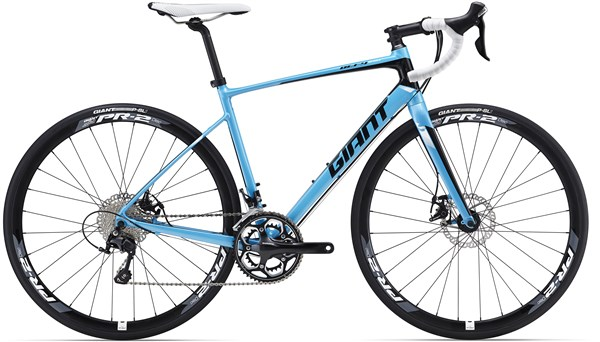 2016 Giant Defy 1 Disc Endurance / Sportive Road Bike