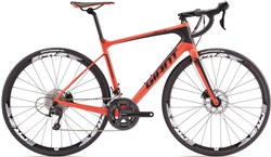 Image of Giant Defy Advanced 2 2017 Road Bike