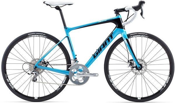 Image of Giant Defy Advanced 3 - Ex Demo - Large 2015 Road Bike