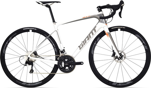 Image of Giant Defy Advanced Pro 3 2016 Road Bike