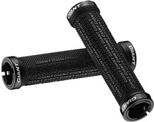 Image of Giant Double Lock-On XC Mountain Bike Handlebar Grips