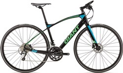 Image of Giant Fastroad Comax 2017 Flat Bar Road Bike
