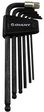 Image of Giant Hex Key 7 Piece Set