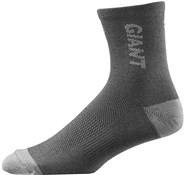 Image of Giant Merino Realm Quarter Cycling Socks