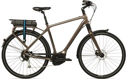 Image of Giant Prime-E+ 3 2017 Electric Hybrid Bike