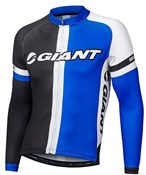Image of Giant Race Day Thermal Long Sleeve Cycling Jersey