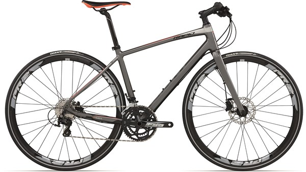 Image of Giant Rapid 0 2017 Flat Bar Road Bike