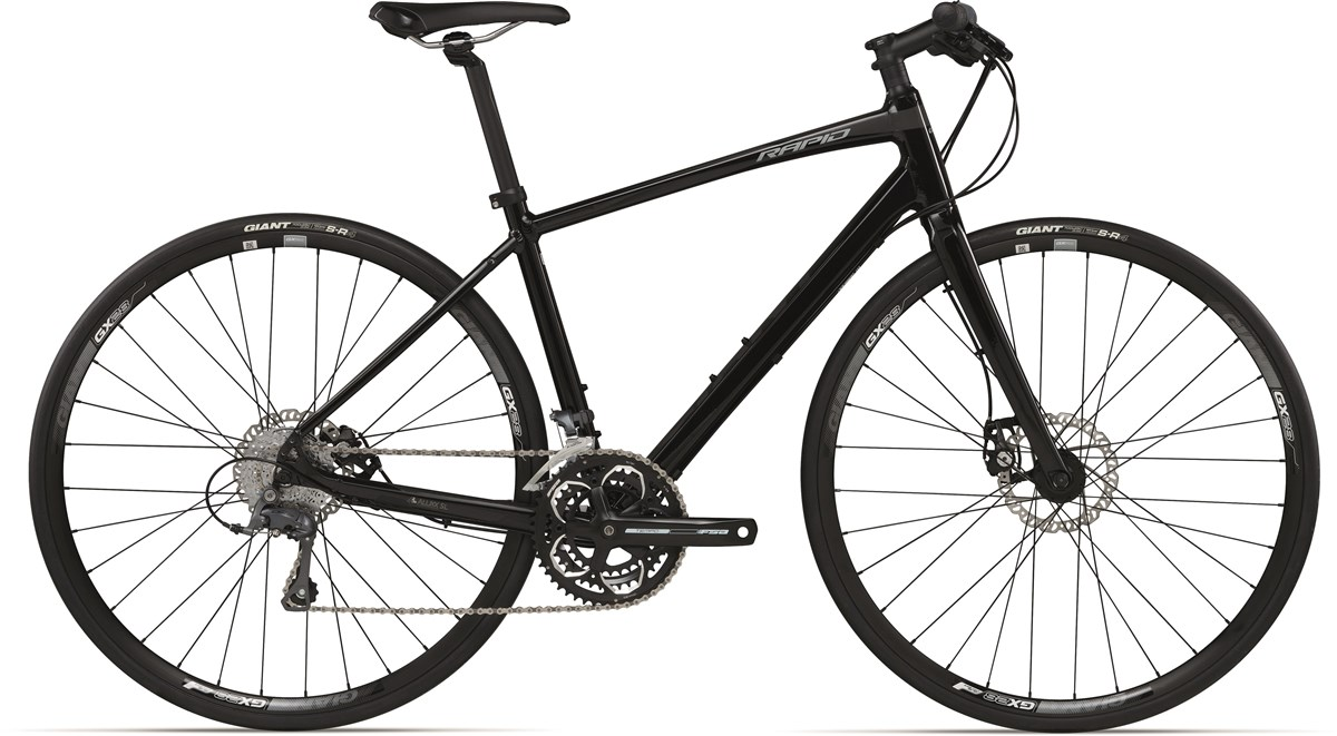 Giant Rapid 3 2017 Flat Bar Road Bike