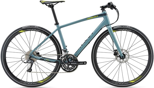 Giant Rapid 3 2018 Flat Bar Road Bike