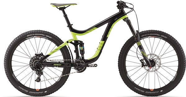 "Image of Giant Reign 2 27.5"" 2017 Mountain Bike"