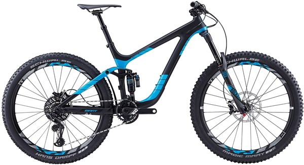 "Image of Giant Reign Advanced 0 27.5"" 2017 Mountain Bike"