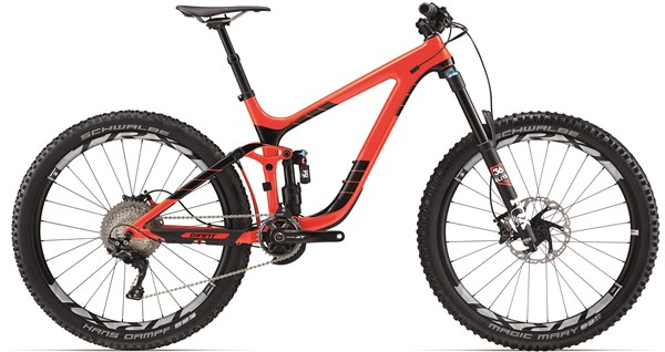 "Image of Giant Reign Advanced 1 27.5"" 2017 Mountain Bike"
