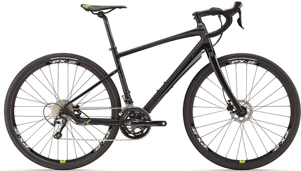 Giant Revolt 1 2017 Road Bike