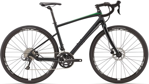 Image of Giant Revolt 2 2017 Road Bike