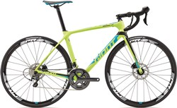 Image of Giant TCR Advanced 1 Disc 2017 Road Bike