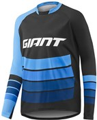 Image of Giant Transfer Long Sleeve Cycling Jersey