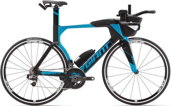 Image of Giant Trinity Advanced Pro 0 2017 Triathlon Bike