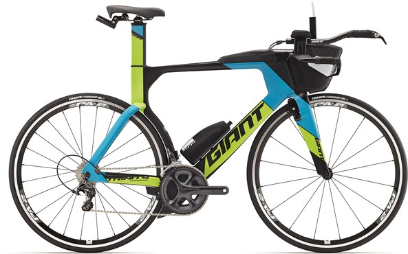 Image of Giant Trinity Advanced Pro 2 2017 Triathlon Bike