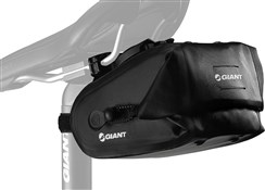 Image of Giant WP Waterproof Saddle Bag - Medium 1.0L