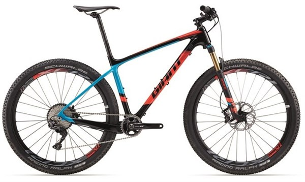 "Giant XTC Advanced 1 27.5"" 2017 Mountain Bike"