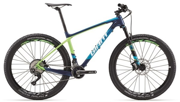 "Image of Giant XTC Advanced 2 27.5"" 2017 Mountain Bike"