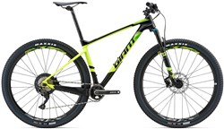 Image of Giant XTC Advanced 2 29er 2018 Mountain Bike