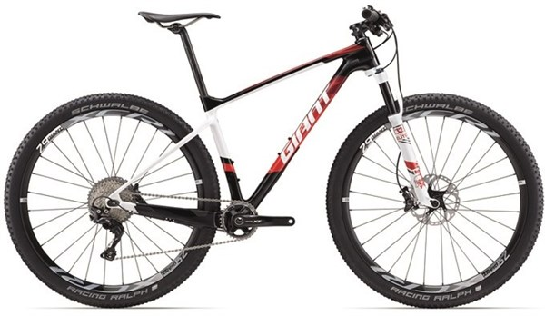 Image of Giant XTC Advanced 29er 1 2017 Mountain Bike