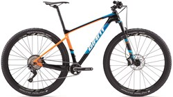 Image of Giant XTC Advanced 29er 2 2017 Mountain Bike