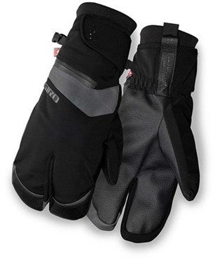 Image of Giro 100 Proof Freezing Weather Cycling Long Finger Gloves SS16