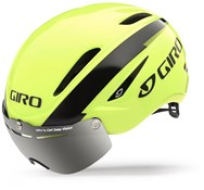 Image of Giro Air Attack Shield Track/Time Trial Cycling Helmet 2017