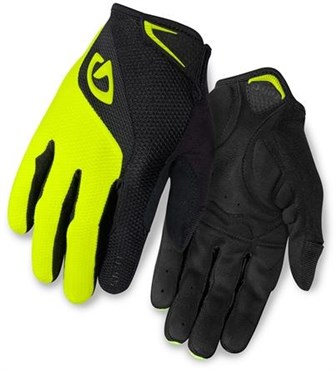 Image of Giro Bravo LF Gel Long Finger Cycling Gloves SS16
