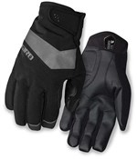 Image of Giro Pivot Waterproof Insulated Cycling Long Finger Gloves SS16