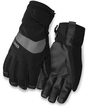 Image of Giro Proof Freezing Weather Cycling Long Finger Gloves SS16